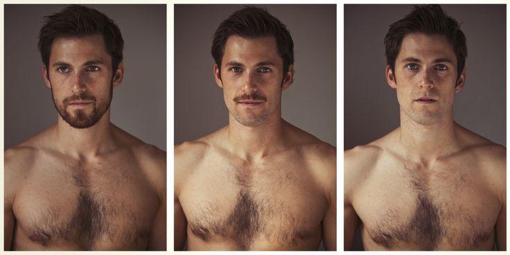 FACT: beards & a tan make you look hotter!!