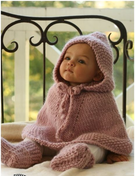 This is so cute! Need to find a pattern and someone who is having a girl lol!  Quaint Oaks: Getting Excited!