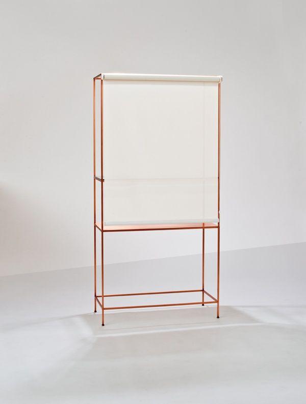 Cos alberto biagetti and laura baldassari fixtures for Temporary furniture