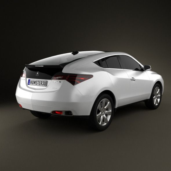 Acura ZDX 2012 #Acura, #ZDX