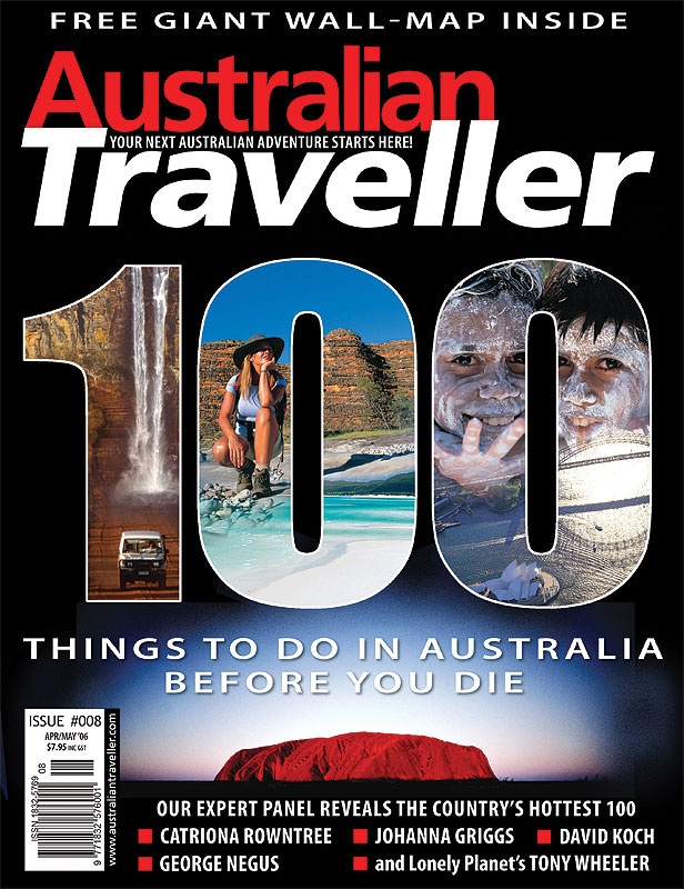 100 Things to do in Australia Before You Die
