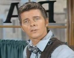 Peter Brown - He was born on October 5, 1935 in New York City, New York. His birth name was Pierre Lind de Lappe. He was married 5 times. He is best known for being Johnny McKay in the TV show Lawman and Chad Cooper in the TV show Laredo.