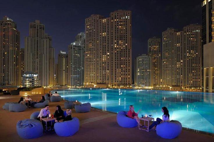Hotel The Address Dubai Marina, dovolena a zájazdy do hotela Dubaj - INVIA.SK