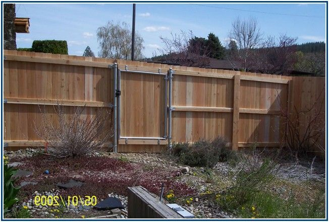 Wood fence installation tips woodworking projects plans for Fence installation tips