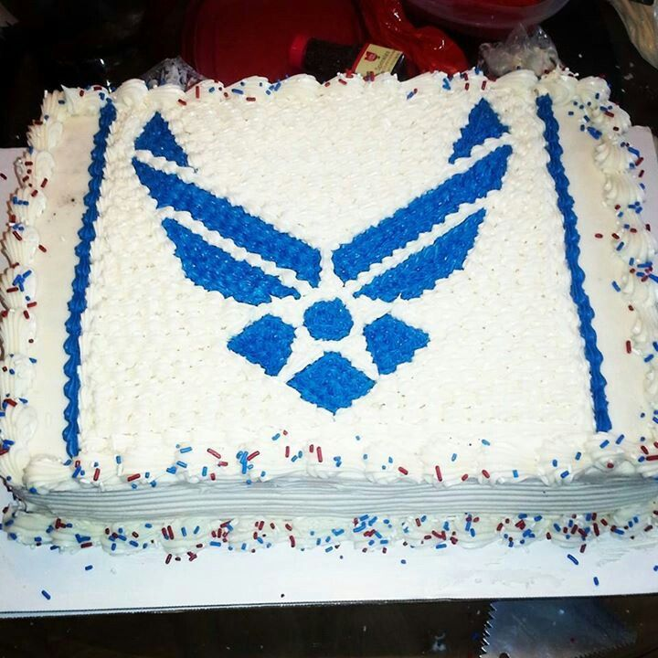 Air Force Wedding Ideas: Cakes I Have Done!