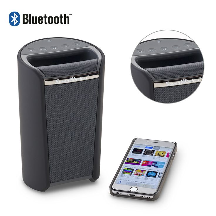 Speaker Bluetooth Party