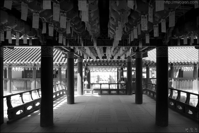 Cheong pyeong-Sa Temple,Korea  photo by Bang, Chulrin /20170402