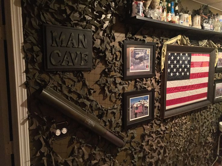 Man Cave Bar Cahuenga : Best images about man cave with a small military twist