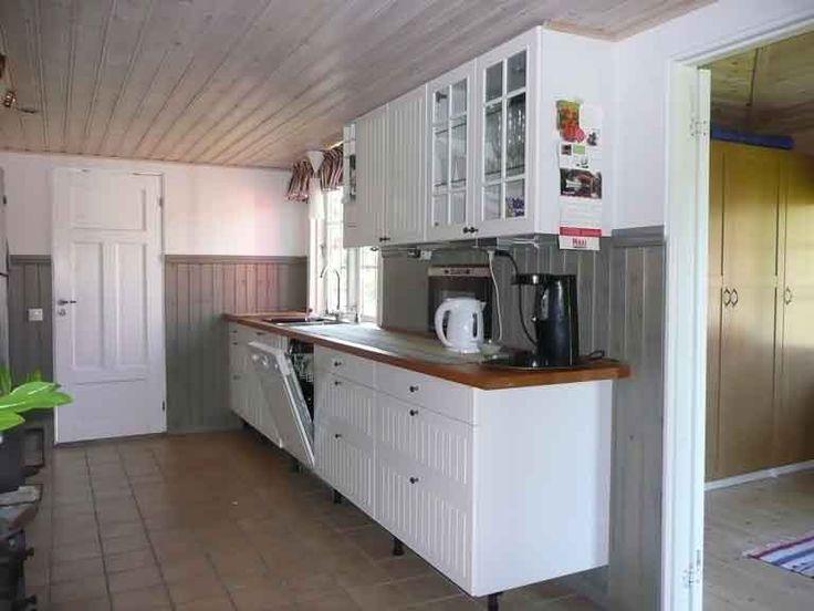 Igelön. Modernes renoviertes Haus. Wunderschöne günstige Lage direkt am See Åsnen auf die Insel Igelön, Tingsryd Kommun, Småland, Sverige