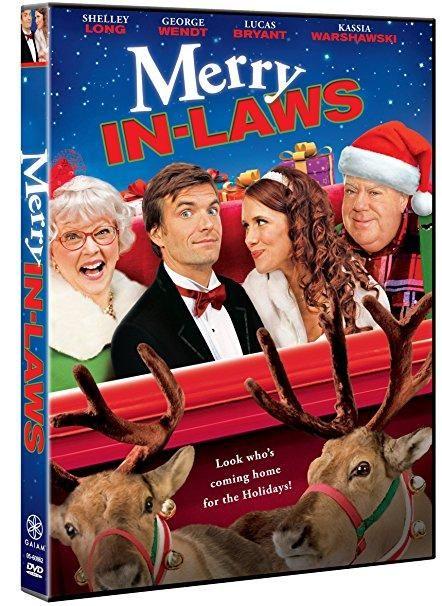 George Wendt & Shelley Long & Leslie Hope-Merry In-Laws