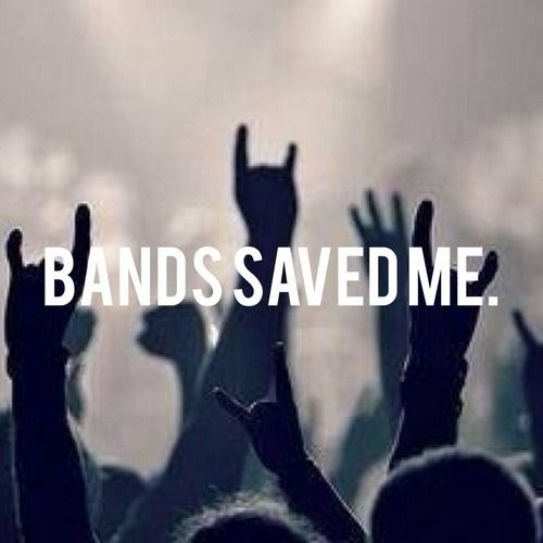 #Bands, #Saved, #Me, #Quote