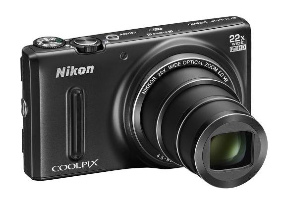 Today Only: Nikon Coolpix S9600 16MP WiFi Camera w/ 8GB SDHC Card & Camera case for $149.99 – EXP 12/19/2014