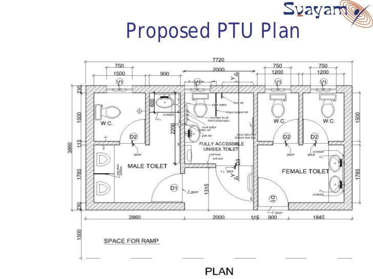 Public Restroom Layouts Home Design In 2019 Toilet