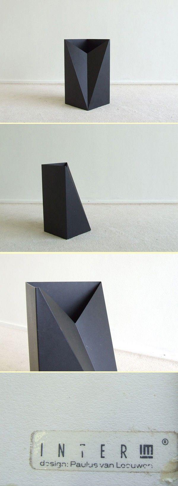 Dutch design garbage can / umbrella stand (5095)