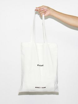 AVEC + EOM eco bag