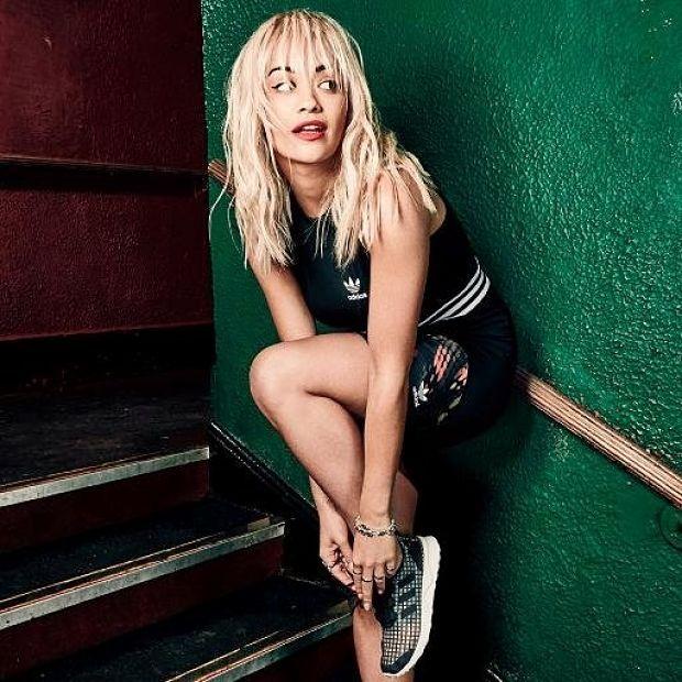 Artistic Lights. adidas Originals x Rita Ora http://www.srbalon.