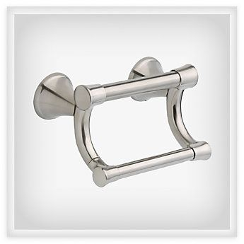 DELTA Transitional Toilet Paper Holder with Assist Bar - 41450-SS (DELTA 41450-SS), Multifunctional Assist Bars