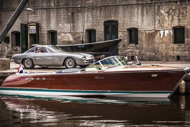 "Riva Aquarama Lamborghini Speedboat The Luxury Life / Lifestyles of The Rich & Famous ""wherever you go..go Chapsoho"" www.chapsoho.com"