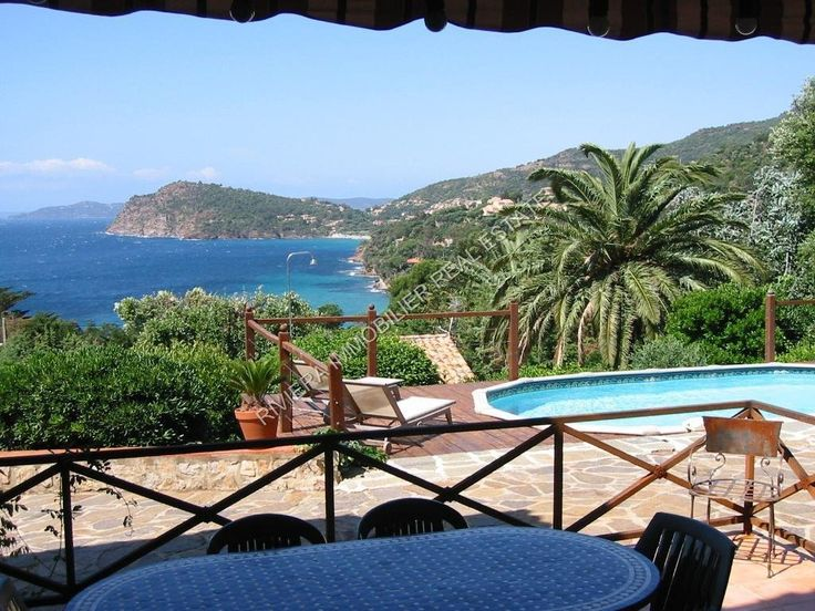 #House for Sale in Rayol-Canadel-Sur-Mer, Provence-Alpes-Cote d'Azur, France - #RayolCanadelSurMer, #ProvenceAlpesCotedAzur, #France