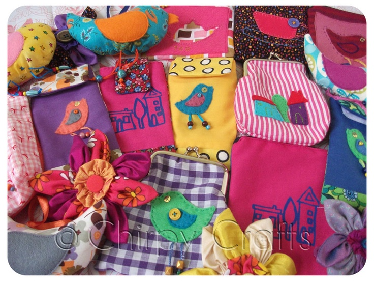 Preparations for my first craft fair (at Worksop Town Hall, 7th May 2012)