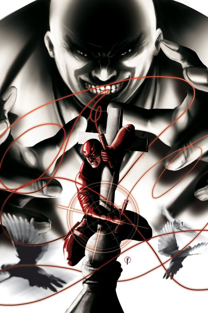 Daredevil Vs Kingpin 65 best images about C...
