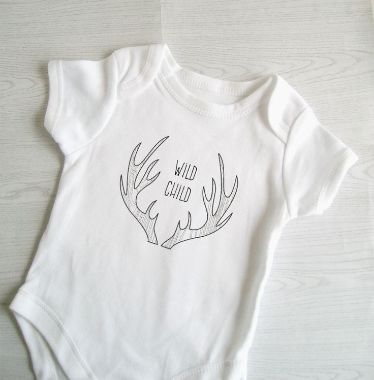 Wild Child Bodysuit, Gender Neutral, One Piece, Babygrow, Vest, Inspirational Gift, Typographic Print, Baby Shower Gift, New Baby Outfit by Smallternative on Etsy https://www.etsy.com/listing/244140899/wild-child-bodysuit-gender-neutral-one