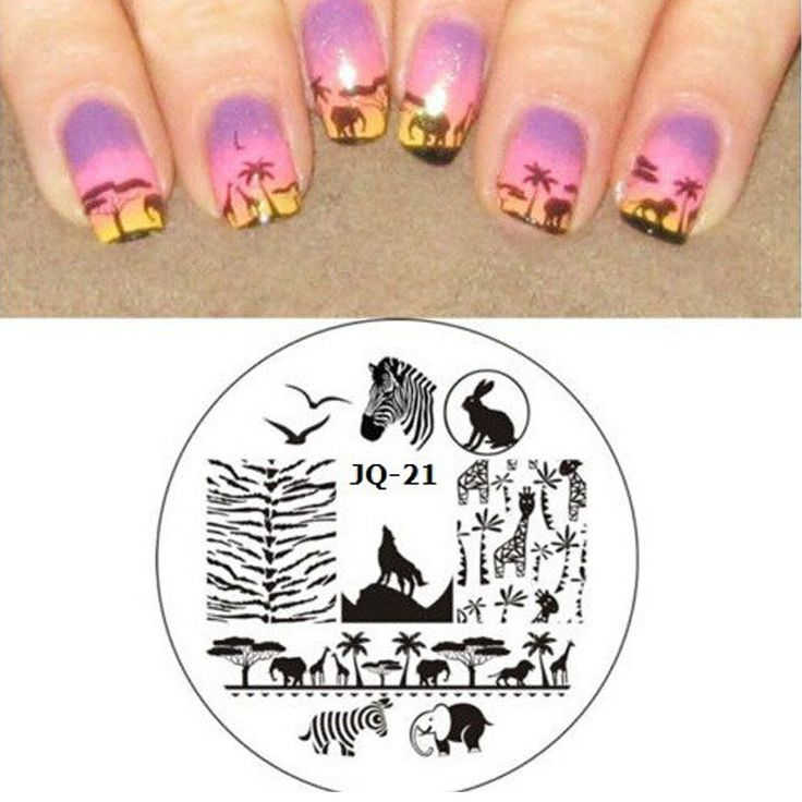 91 best Nail Stamping Art images on Pinterest