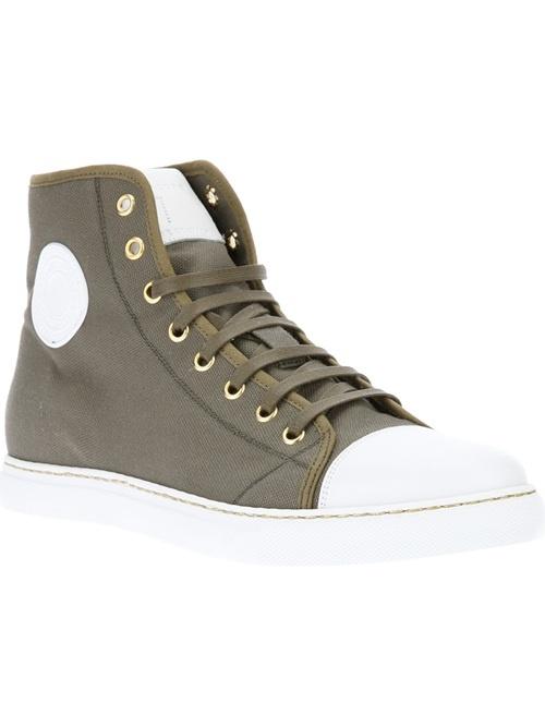 Men - All - Marc Jacobs Hi-Top Sneaker - WOK STORE