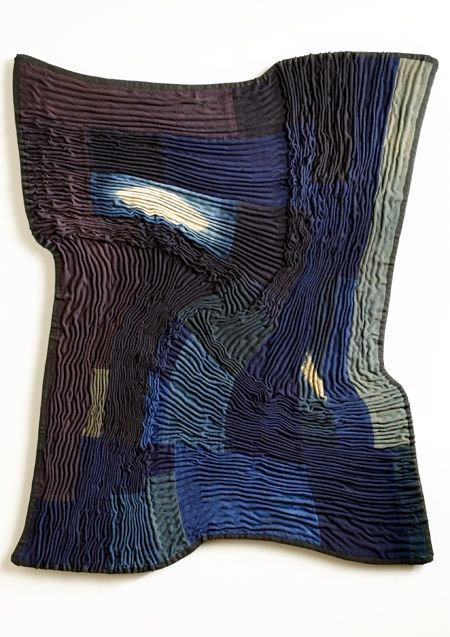 Frank Connet : Artwork : Textiles : Early Selected Work : Sculptural Textiles