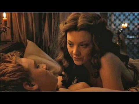 Tommen and Margaery wedding night scene. Game of Thrones 5x03