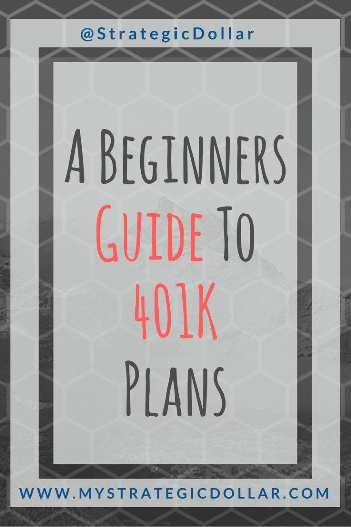 how to start a 401k plan for yourself