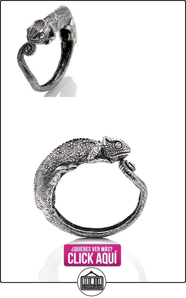 Pulsera Camaleón pequeño  ✿ Joyas para hombres especiales - lujo ✿ ▬► Ver oferta: https://comprar.io/goto/B01MY98QWC