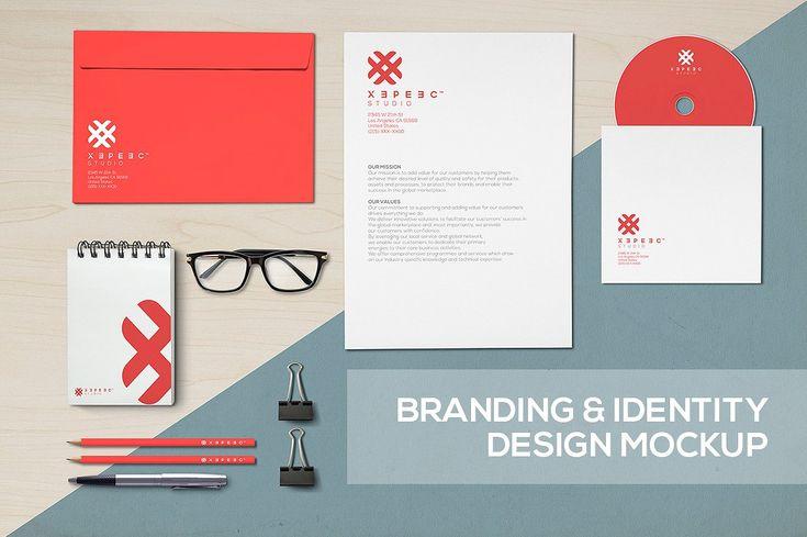 35 Best Branding Identity Stationery Psd Mockups Designazure Com Branding Identity Mockup Business Card Mock Up Identity Design Logo