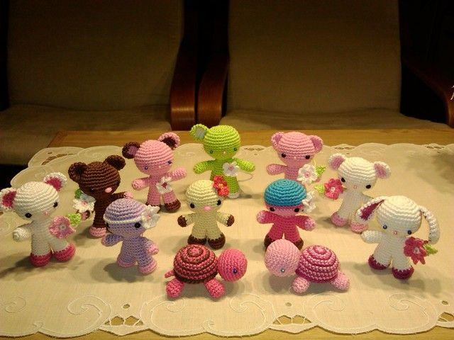 Amigurumi- my Handmade- Libuše-Libby