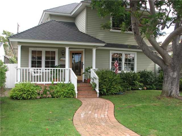 cottage with bahama shutters front porch - Google Search