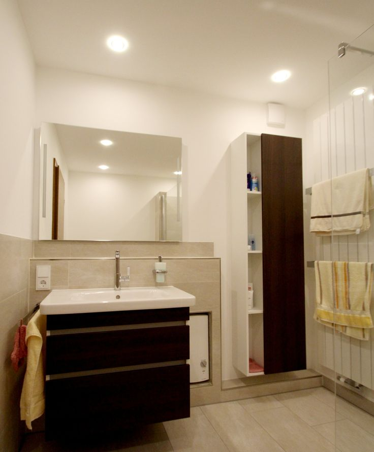 Malm Dressing Table Ikea Hack ~ Waschtischunterschrank sowie Hochschrank von Duravit lösen das