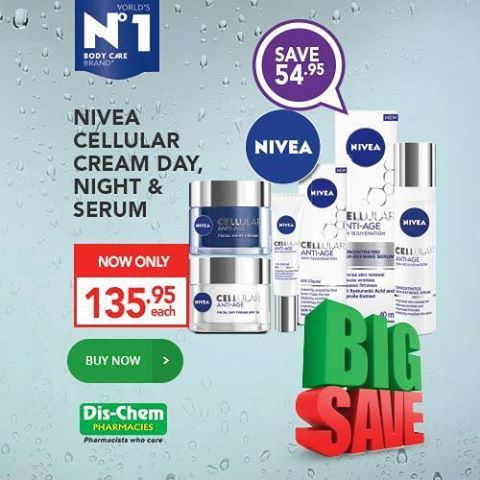 Ladies, look your best this Valentines with this spectacular saving at Dis-Chem Pharmacy!