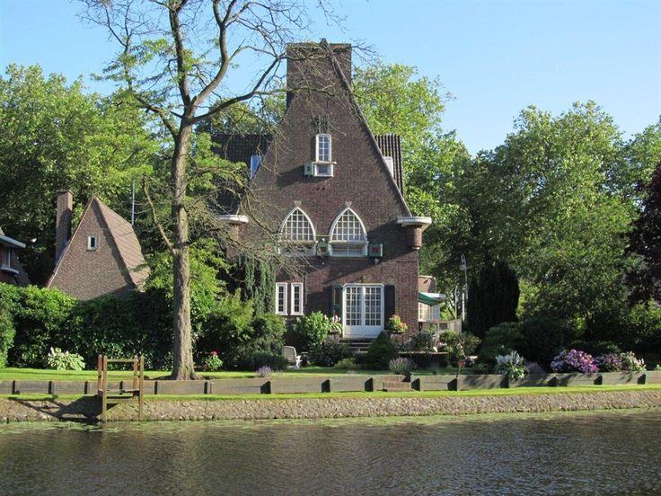 Villa met aangebouwde garage Apollolaan 178          | Wendingen ~ Platform voor de Amsterdamse School