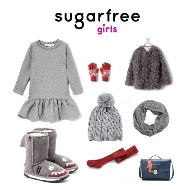 sukieneczki dla dziewczynek sugarfree