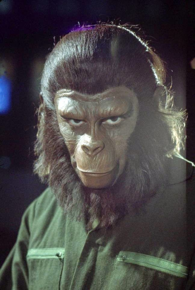 Archives Of The Apes: Conquest Of The Planet Of The Apes (1972)