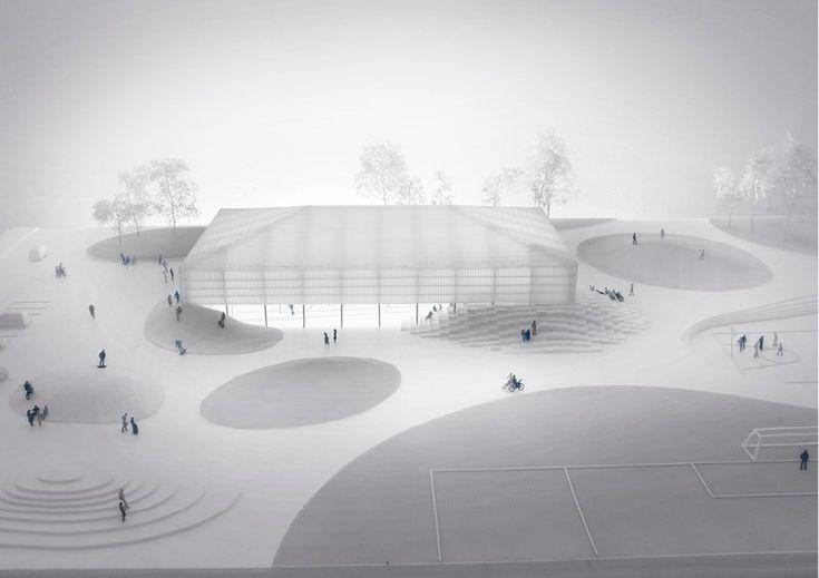 Activity Landscape (Harboøre, Denmark )- JAJA ARCHITECTS