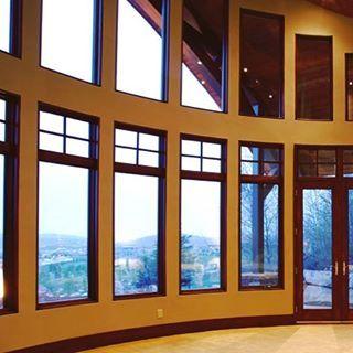 Ahhh ... custom windows ... imagine the view! #WindowWednesday #windsorwindows #windsorpinnacle #windowshotwednesday #imaginetheview