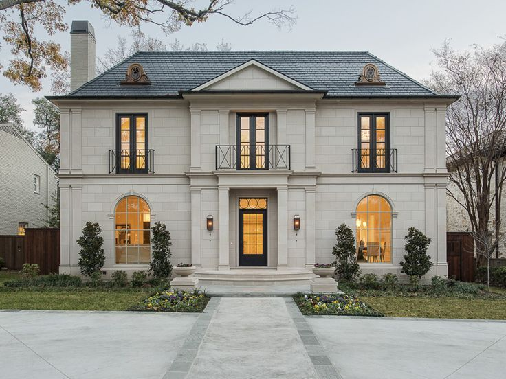 Image Result For French Modern Home Facade House Dream House