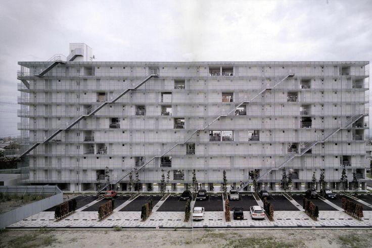gifu kitagata apartment building - Buscar con Google