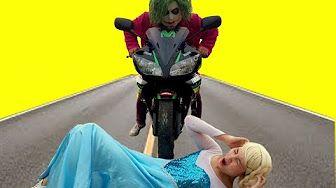 Человек-паук и Принцесса Эльза - Мультфильмы для детей - СМОТРЕТЬ МУЛЬТ #29 - YouTube