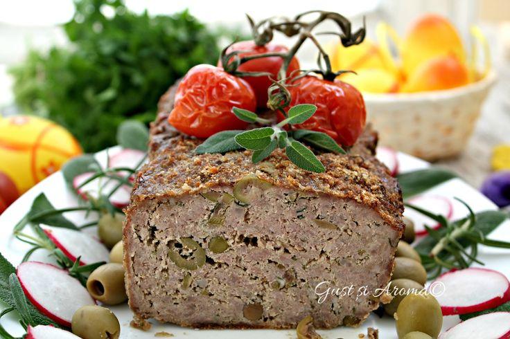 drob de carne cu măsline verzi (3)