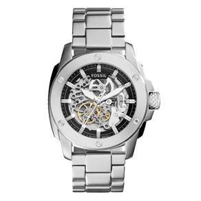 Relógio Masculino Analógico Fossil Clássico ME3081 - Prata