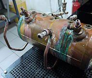 Boiler μηχανής espresso Bianchi Sara (ΠΡΙΝ)