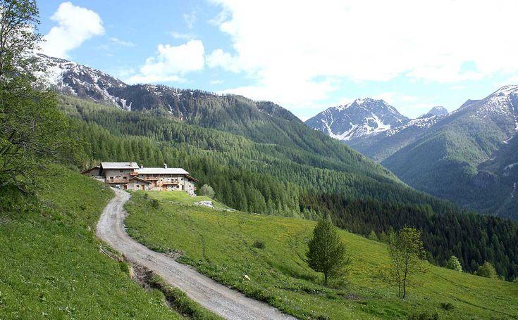 Valle Maira e Borgata Sagna Rotonda, Piemonte