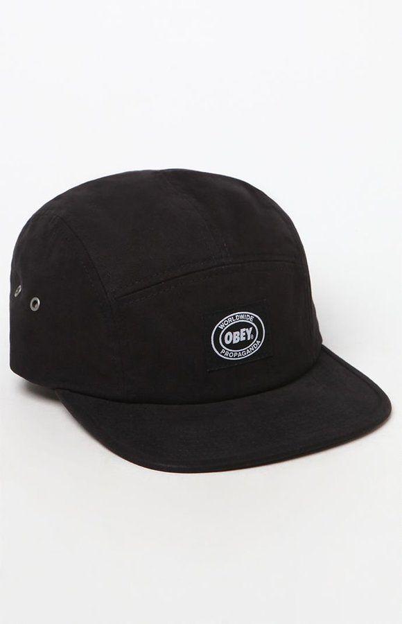 Obey Onset Strapback Hat
